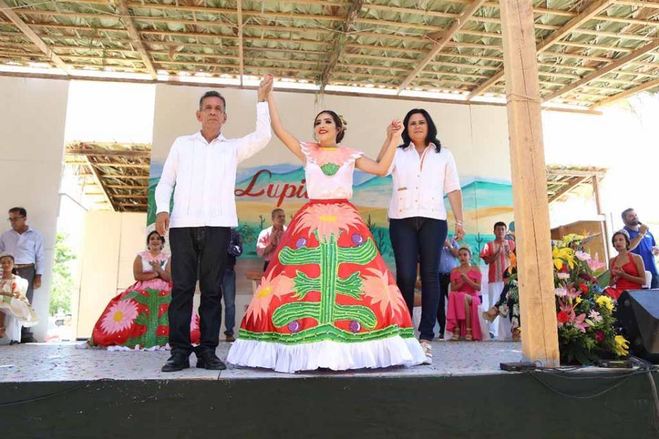 28 Años de tradición se viven en la Fiesta de la Pitahaya 2018