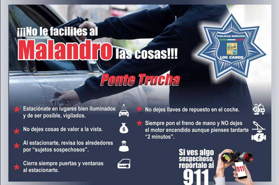 Busca Gobierno Municipal, sensibilizar a ciudadanos para la prevención de delitos