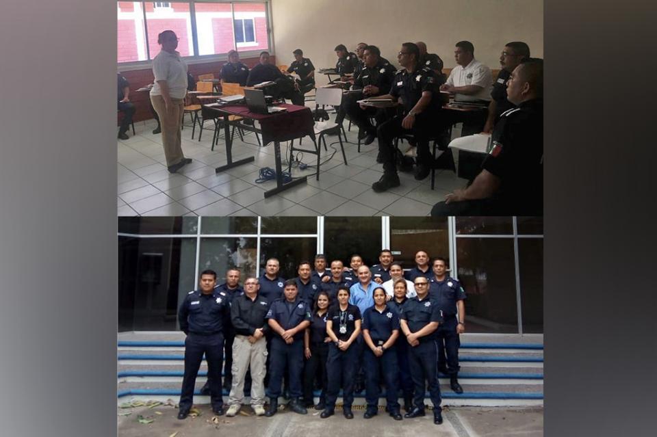 Esperan Policías de Los Cabos, constituirse como replicadores de información