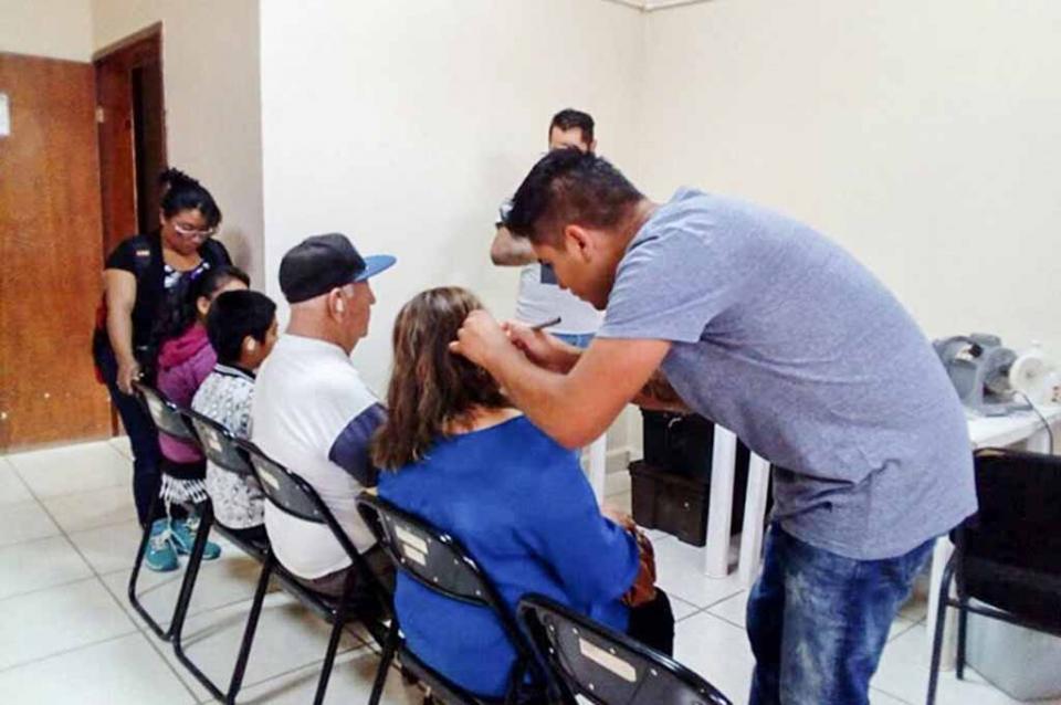 Otorgan apoyos a personas de la tercera edad en Mulegé