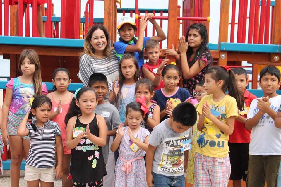 Es prioridad contar con más espacios para el esparcimiento de la niñez sudcaliforniana