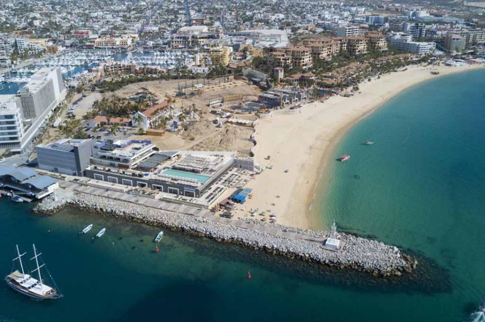 """Este martes, ceremonia de izamiento """"Blue Flag"""" para 19 playas en Los Cabos"""