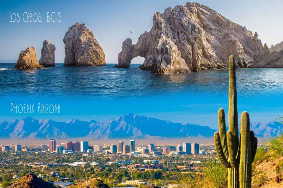 Gobierno de Los Cabos en búsqueda de hermanamiento con Phoenix, Arizona