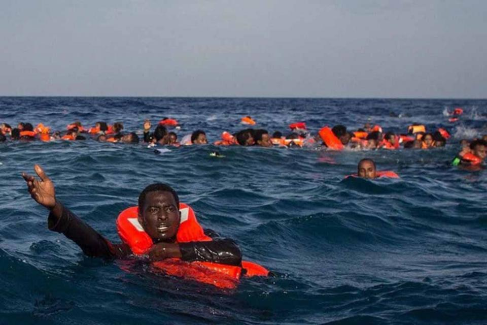 Suman mil 500 los migrantes muertos en el Mediterráneo este año