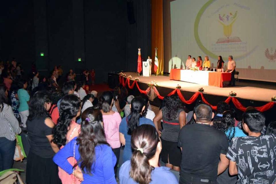 Celebran 5to Congreso de Pedagogía en Cabo San Lucas
