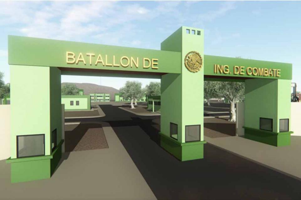En BCS se fortalece la seguridad estatal con más infraestructura militar