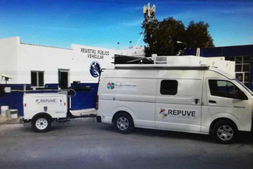 Contará Los Cabos y Comondú con centros de verificación vehicular REPUVE