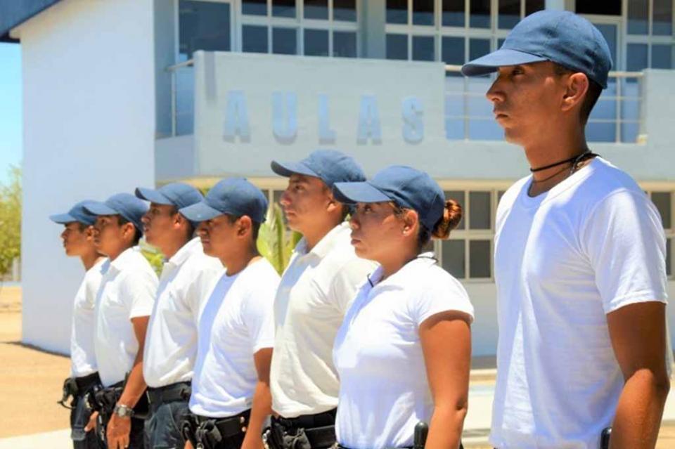 Policía Estatal y Policía Penitenciara tendrán más y mejores oportunidades para su profesionalización