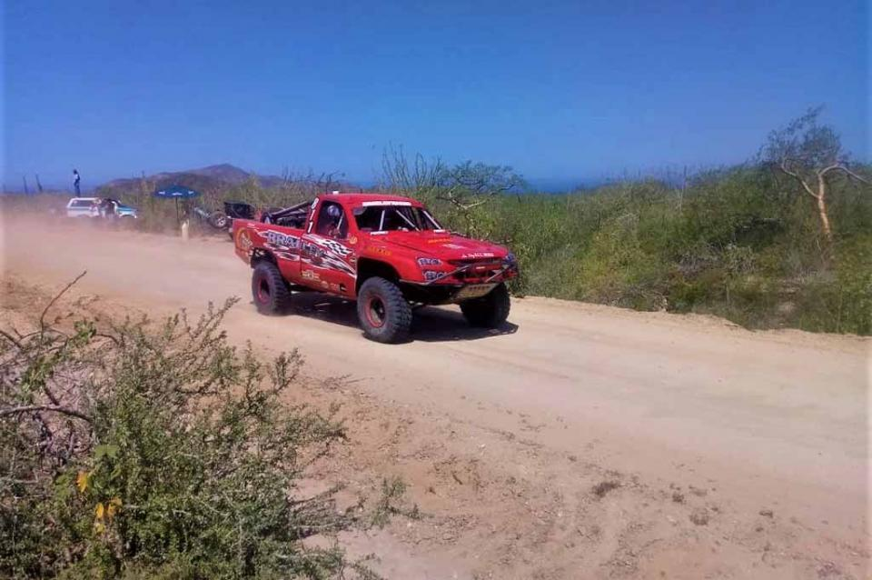 "Se realizó la carrera de Off Road ""Orsan Cabo 250"""