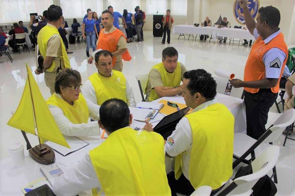 Sector Salud estrecha coordinación para atender pacientes de accidentes navales