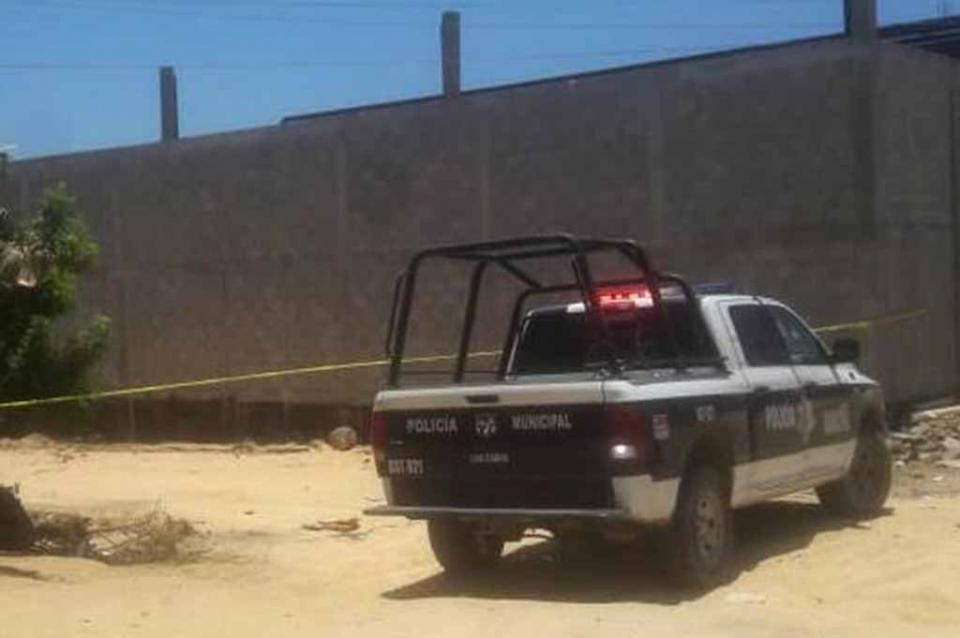 Asesinan a un hombre a puñaladas en El Zacatal