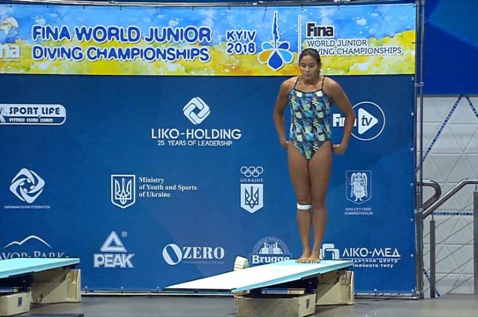 Logra Aranza Vázquez plaza para Olímpicos Juveniles