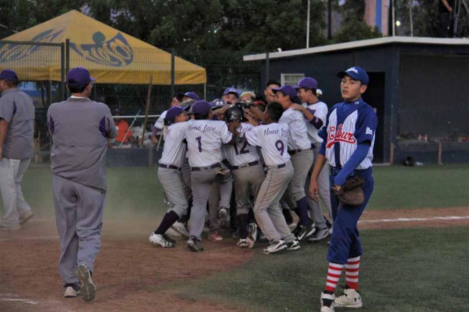 Nuevo León deja en el campo a BCS en el Nacional U12