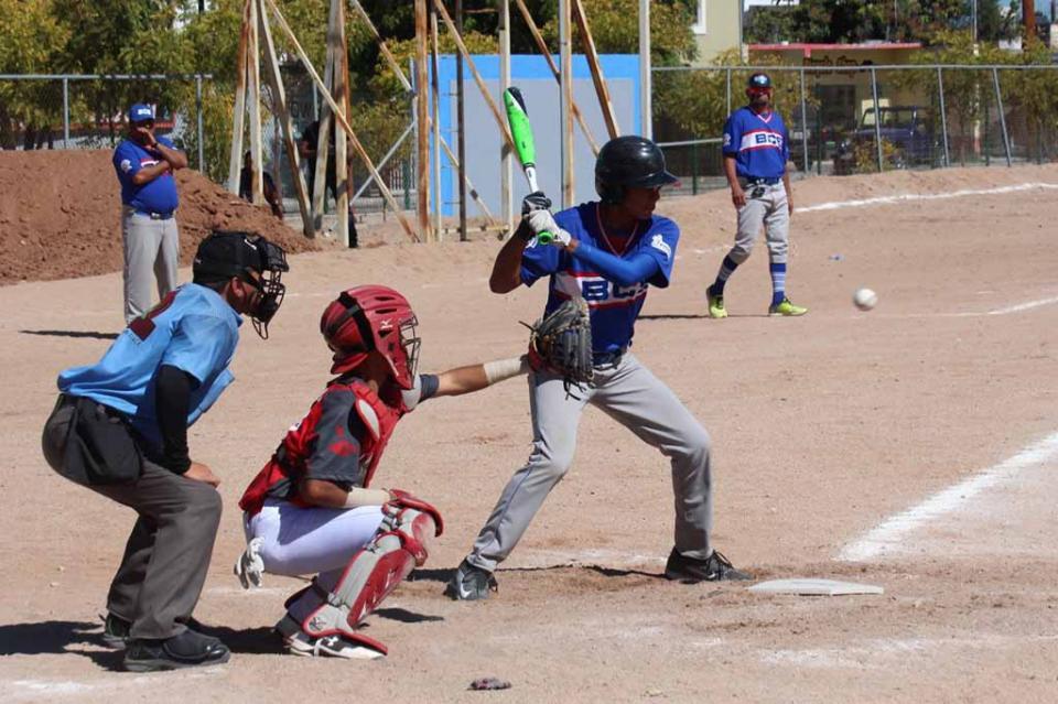 Debuta BCS contra Sinaloa en el Nacional U14