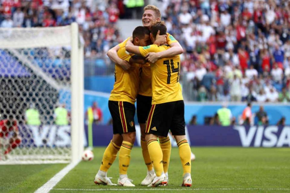 Bélgica se queda con el tercer puesto en Copa del Mundo Rusia 2018