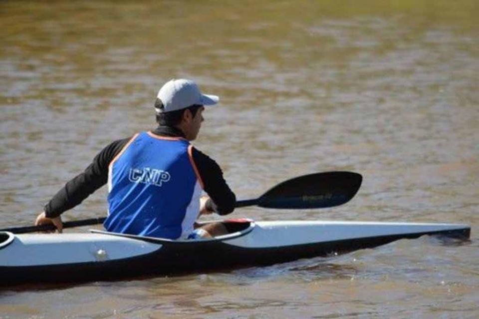 En canotaje, cae primera medalla del día para México