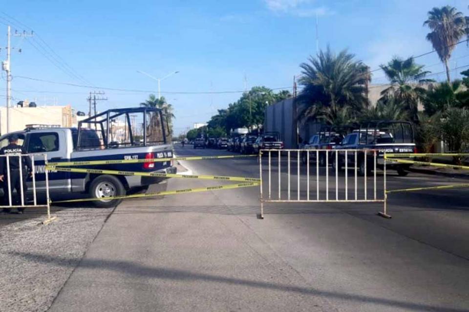 Cierran Cereso de La Paz para iniciar operativo de revisión