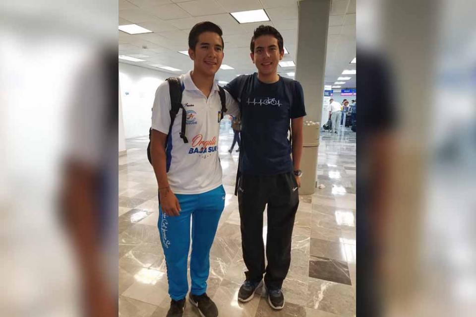 Sudcalifornianos pedalean rumbo al Panamericano de Bolivia