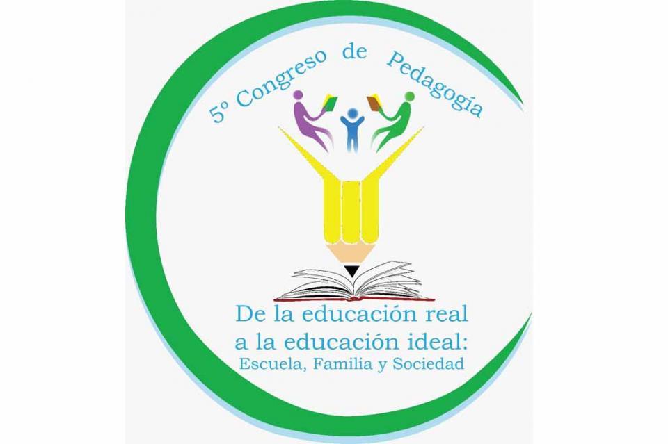 Alumnos de la UGC presentan el 5to Congreso de Pedagogía
