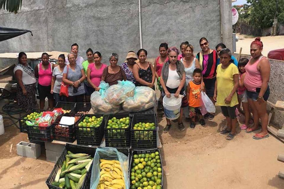 """Con Programas como """"Avanzamos Promoción Social"""", le cumple la CROC a Los Cabos y a BCS"""