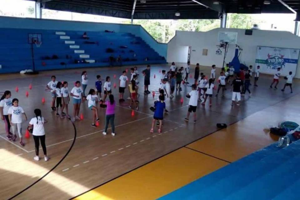 Gran participación en los cursos de verano del Instituto del Deporte