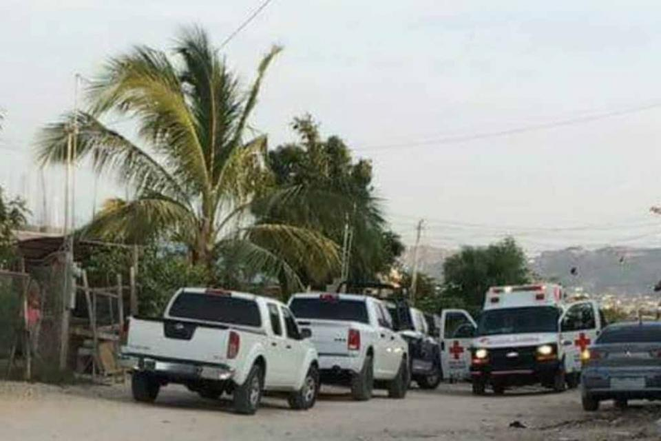 Matan a disparos a una persona en colonia El Caribe