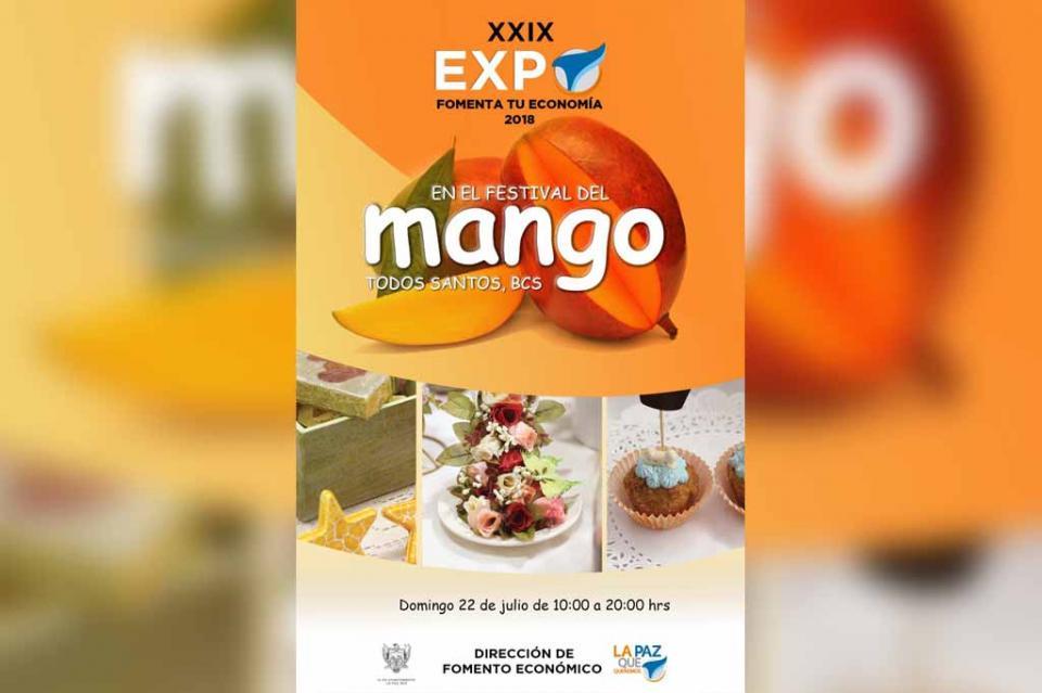"""XXIX Expo """"Fomenta tu Economía"""" en el Festival del Mango"""