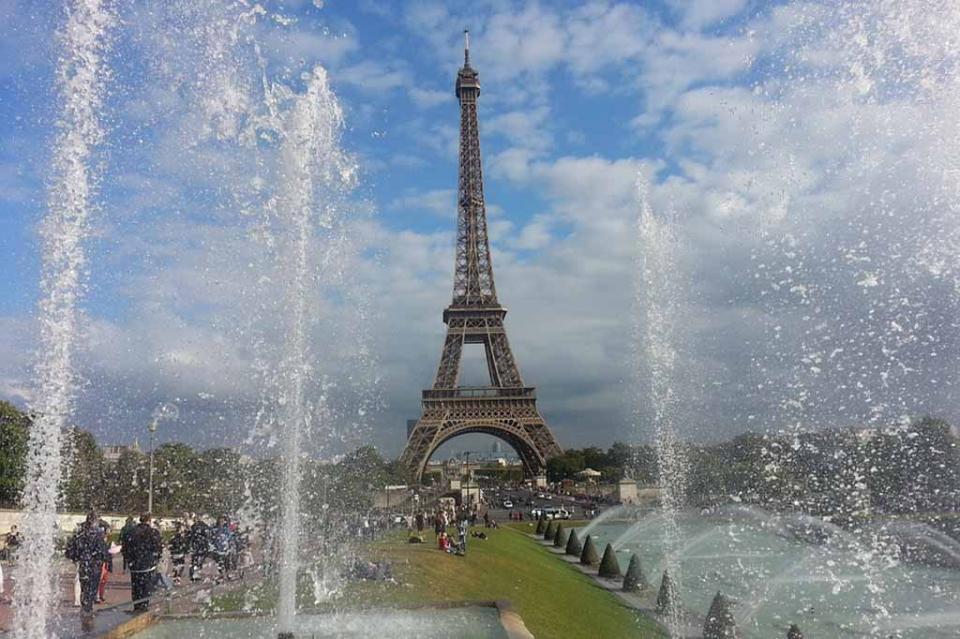 Francia registra temperaturas récord en julio
