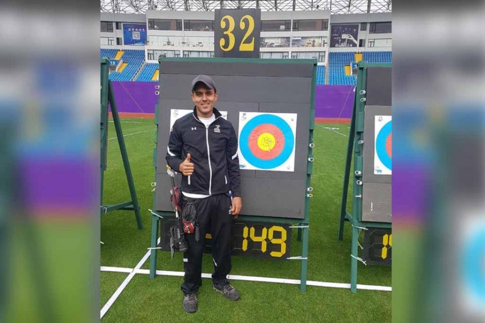 Peleará el bronce Antonio Hidalgo en los JCC