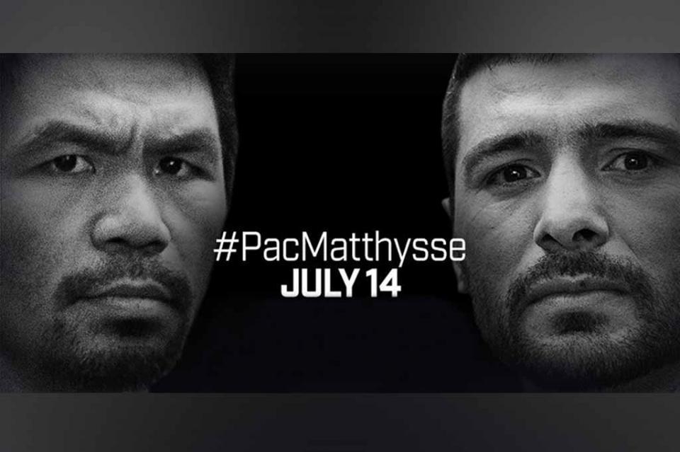 Manny Pacquiao vuelve al ring y aspira destronar a Lucas Matthysse
