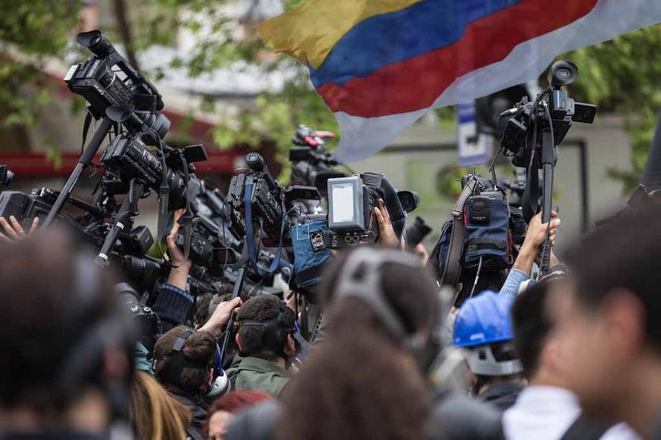 Alerta en Colombia por amenazas de muerte a periodistas