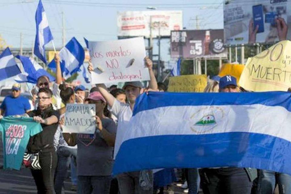 Más de 350 muertos deja rebelión en Nicaragua contra Ortega desde abril