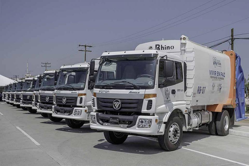 Garantizan servicio de recolección de basura en periodo vacacional
