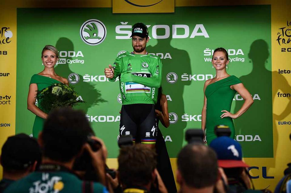 Sagan logra en la 13ª etapa su tercera victoria en este Tour de Francia