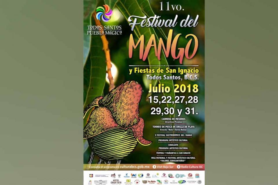 Todo listo para XI Festival del Mango