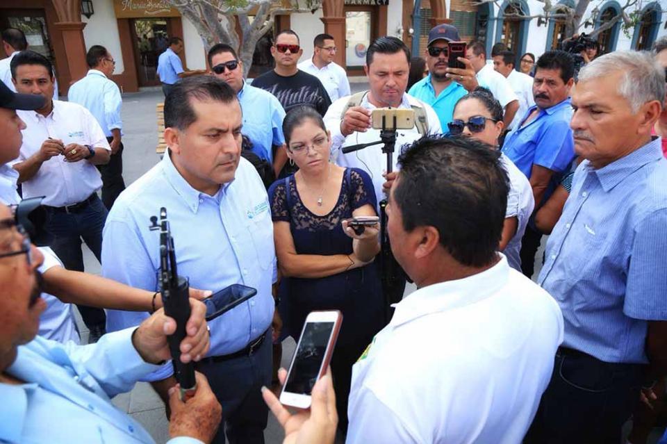 Buscan acuerdos gobierno municipal y grupo de concesionarios del transporte público