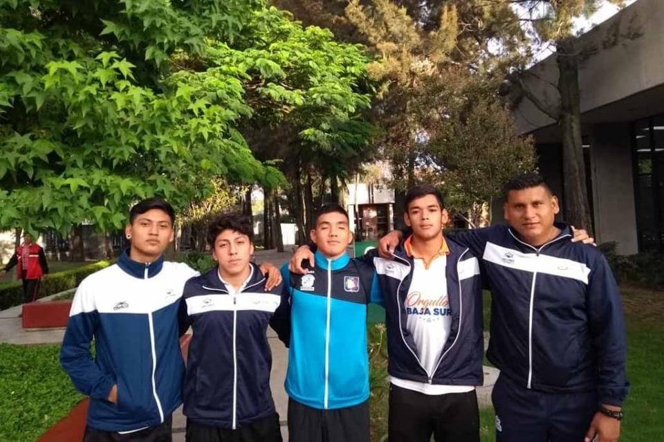 Invitados 4 atletas cabeños para formar parte de la selección nacional de luchas asociadas