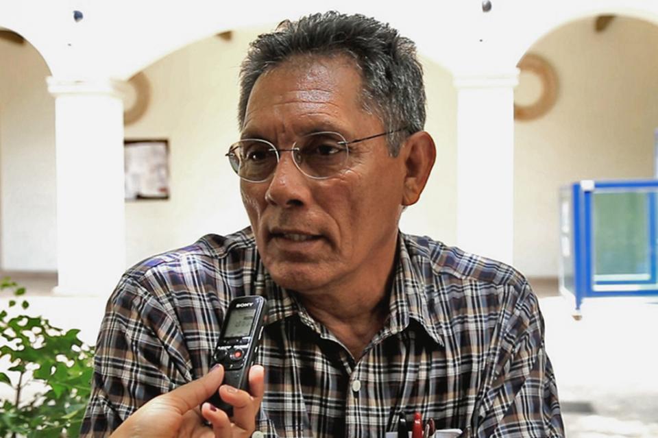 Valentín Castro Burgoin, ganador del concurso para crear la música y Letra del Himno Oficial de BCS