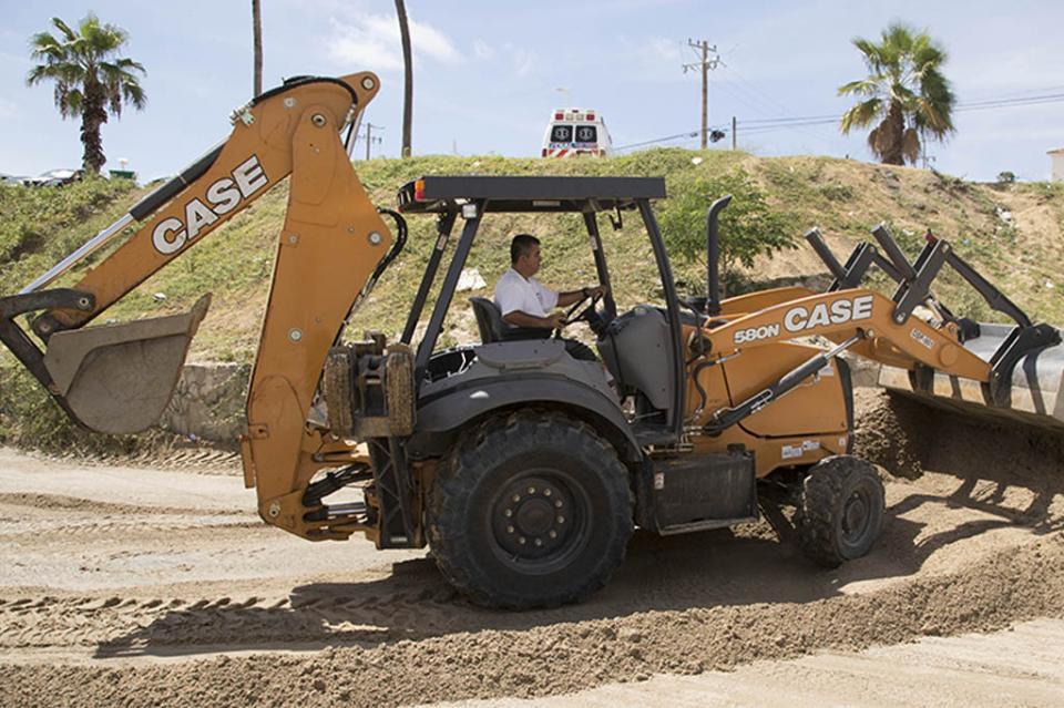 Servicios Públicos atiende avenidas afectadas por las lluvias