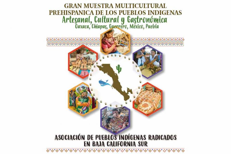 Primera muestra multicultural prehispánica de pueblos indígenas