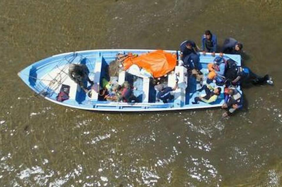 Rescatistas encuentran sin vida a joven desaparecido en Guerrero Negro