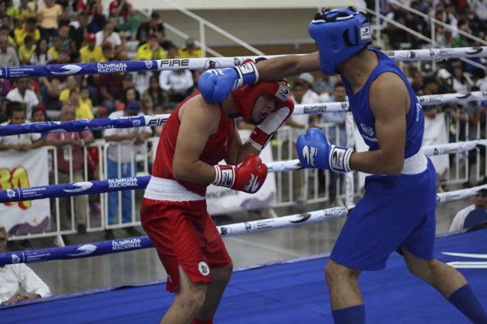 Participaran boxeadores sudcalifornianos en Festival Olímpico Mexicano