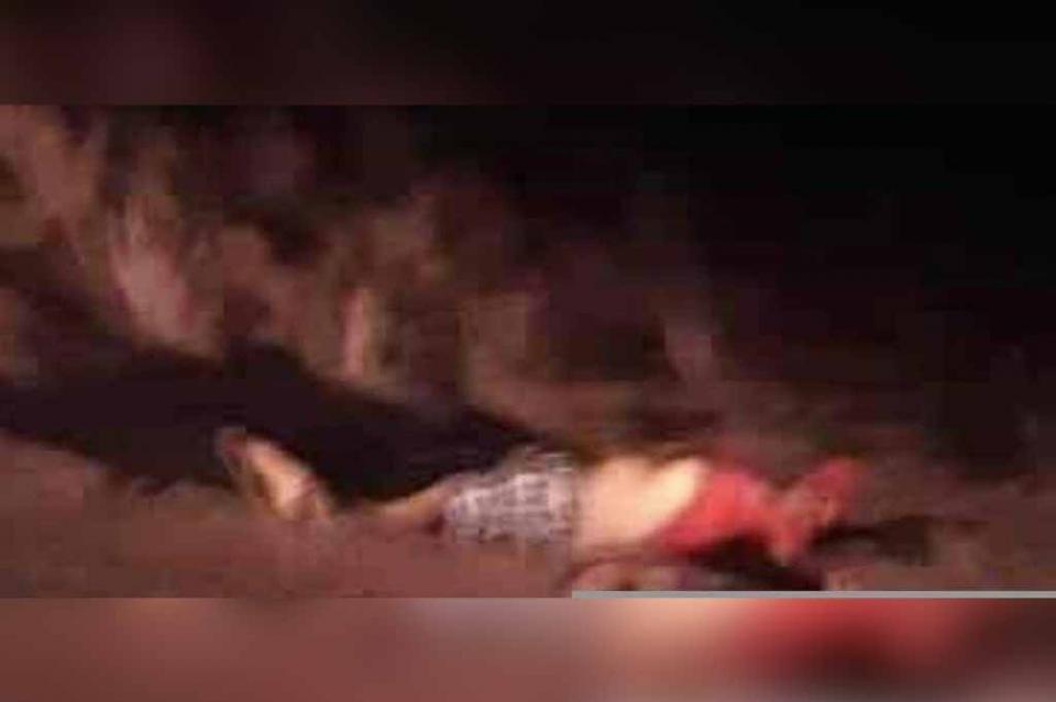 Persona sin vida por disparo de arma de fuego en Ciudad Constitución