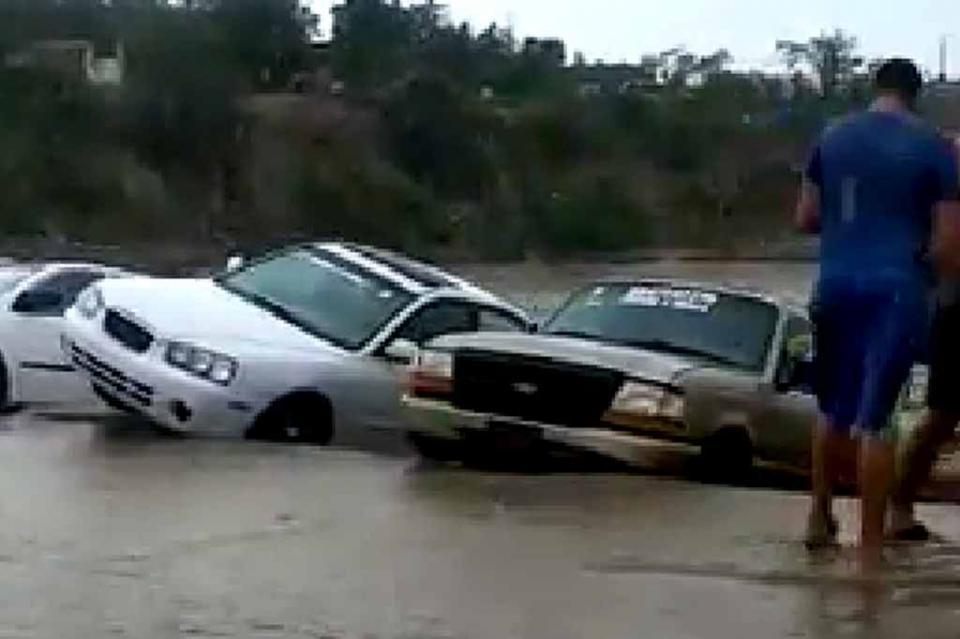 Arrastra corriente de agua vehículos en venta de segunda mano en arroyo Aguajitos