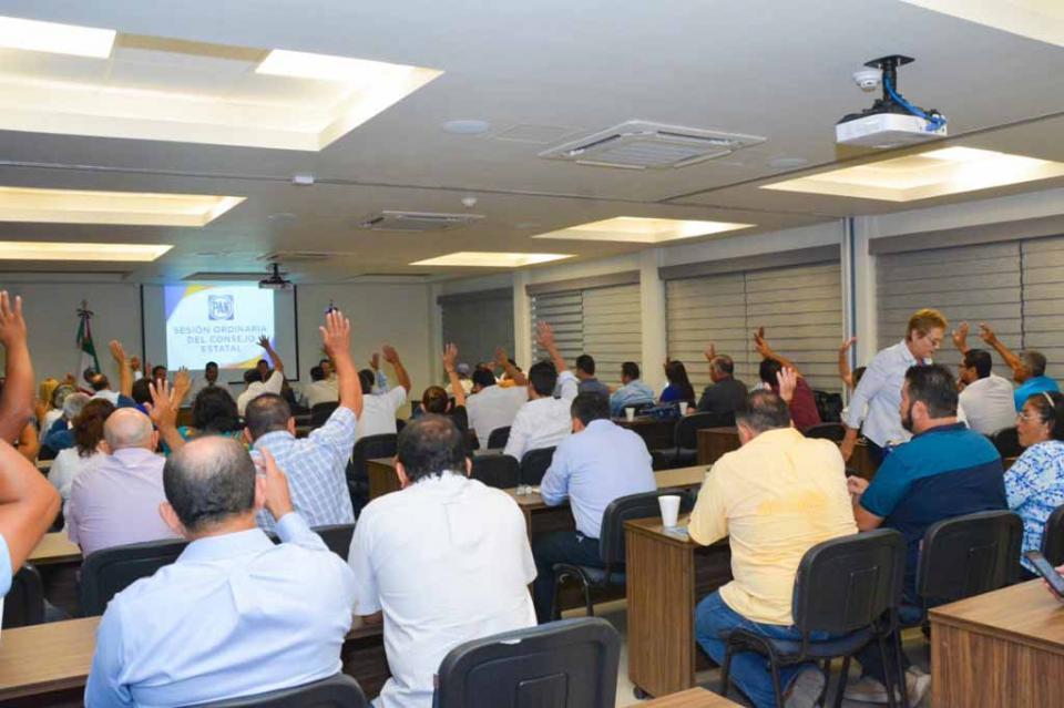 Aprueban a integrantes de la Comisión Organizadora Estatal de la elección del CDE