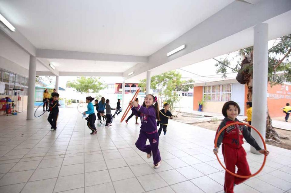 Estrenarán aulas más de tres mil alumnos de nivel básico el próximo ciclo escolar: CMD