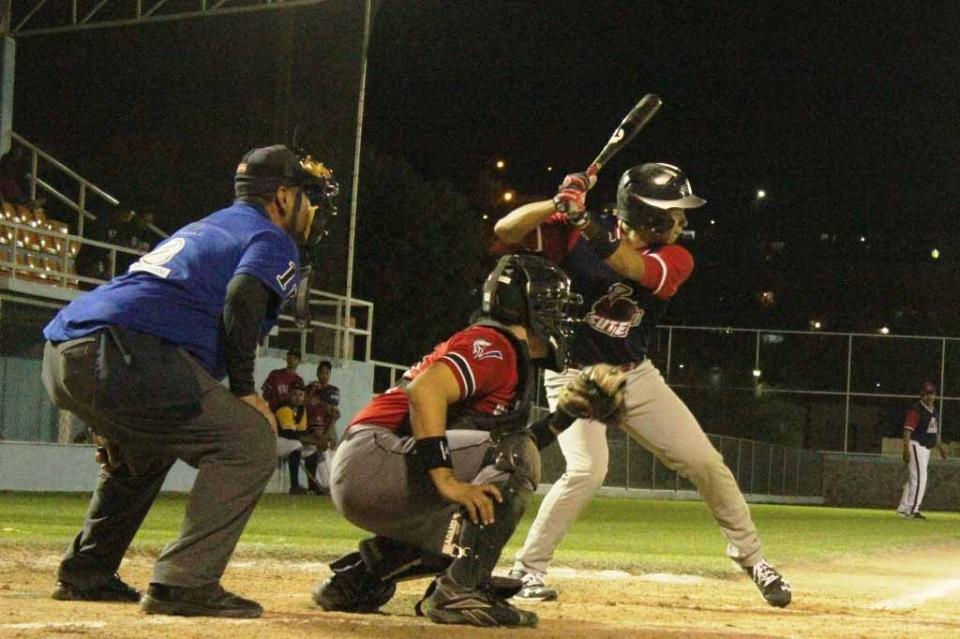 Integran la preselección de béisbol de Primera Fuerza