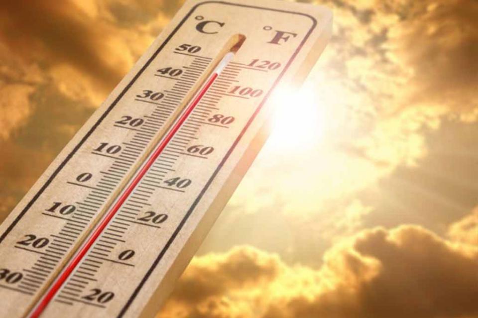 Prevén temperaturas de más de 45 grados en Baja California y Sonora