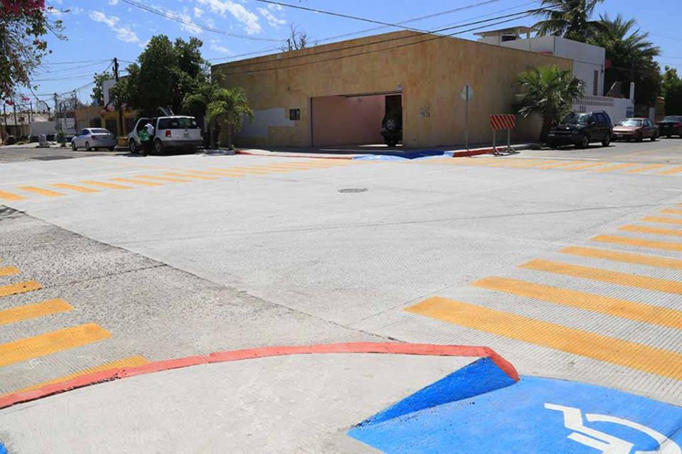 Se anuncia cierre de vialidades en La Paz