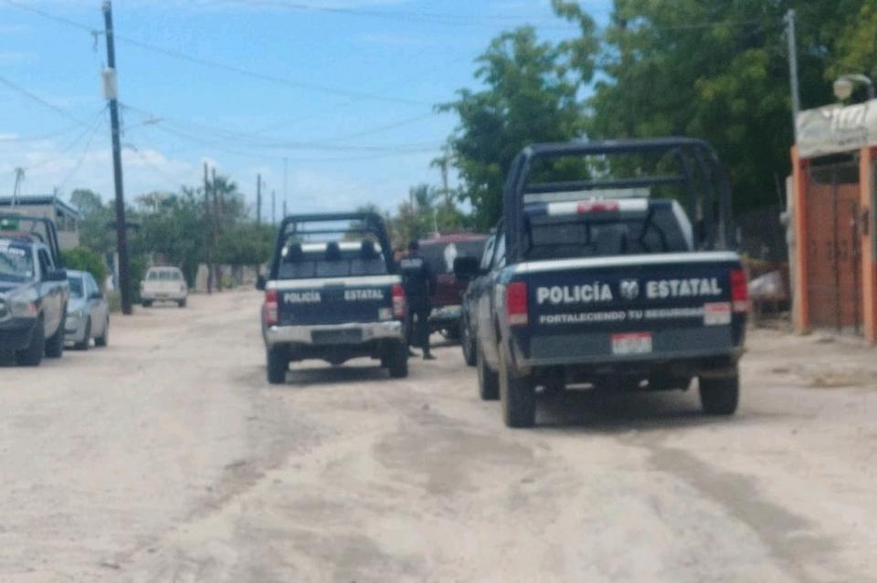 Encuentran restos humanos en patio trasero de casa en colonia La Fuente de La Paz